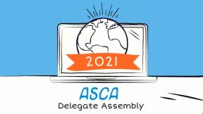 2021 ASCA Delegate Assembly