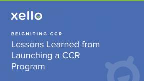 Sponsored Webinar: Reigniting CCR- Lessons...