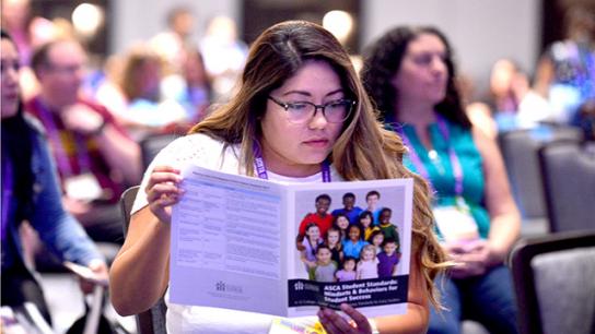 Image: ASCA Student Standards: Mindsets & Behaviors for Student Success