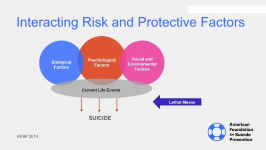 Image: Suicide Prevention and Mental Health During COVID-19